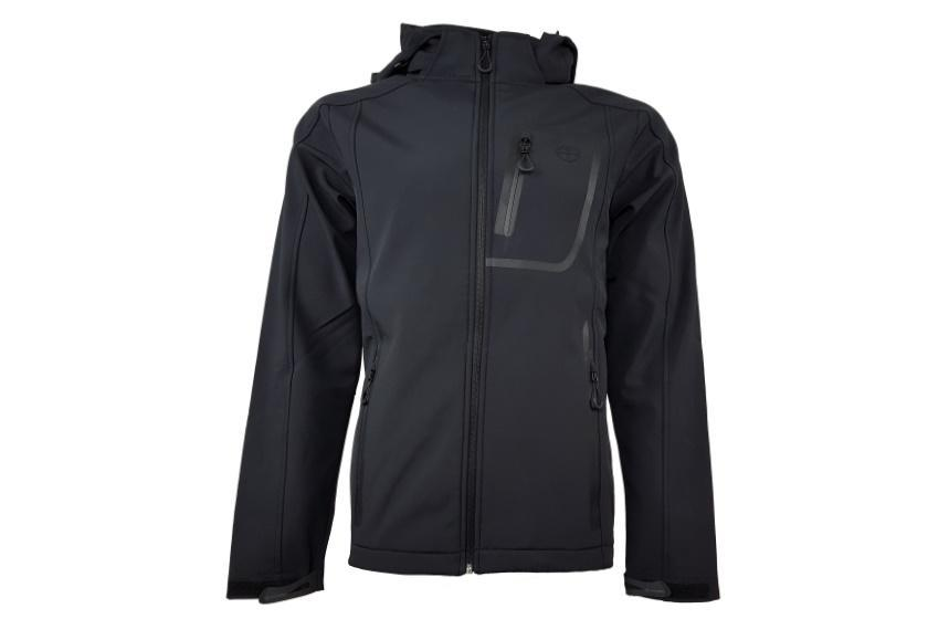 Vigilante Men's Revelstoke II Softshell Jacket Clothing Black / X-Small
