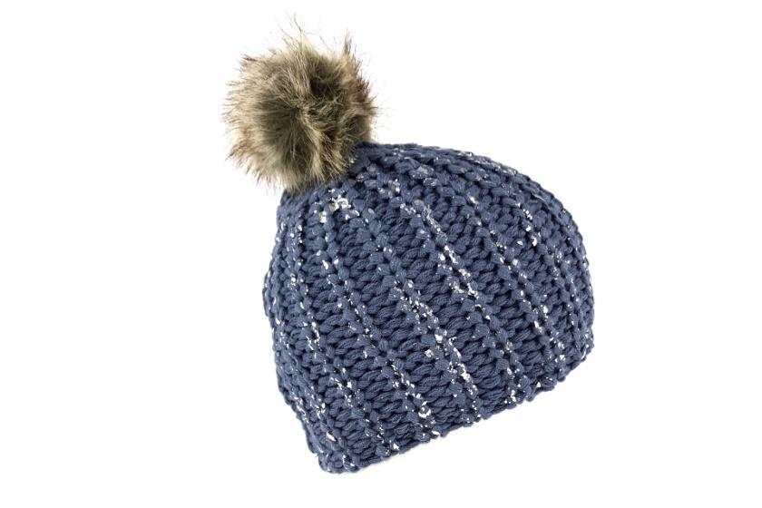 Vigilante Women's Metallurgy Beanie Headwear Flint / S/M | 57-58cm
