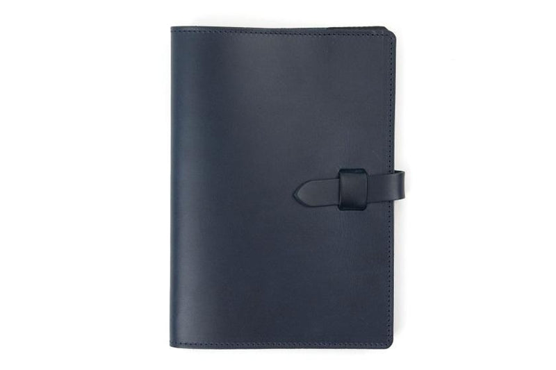 Village Leathers - Roam Leather Journal Notebook Cover A5