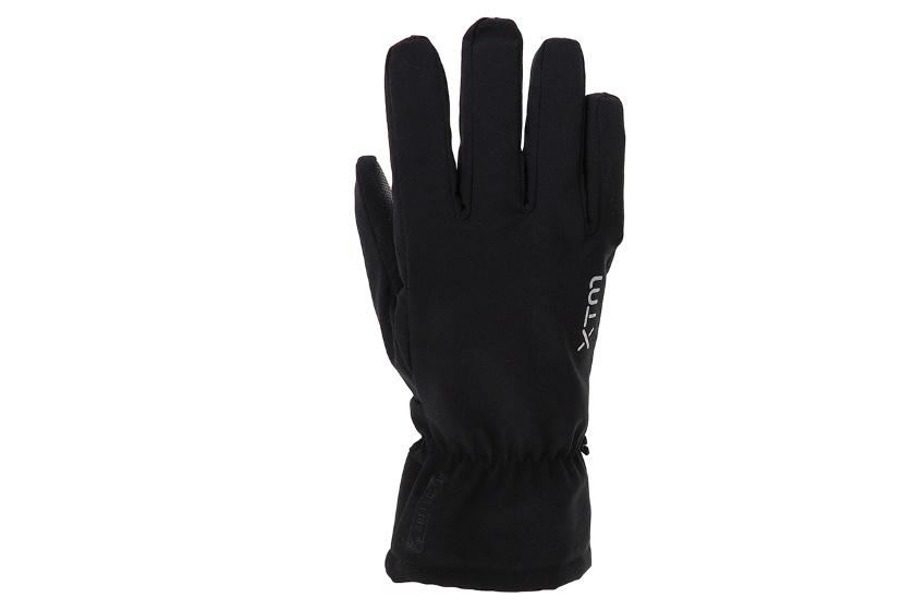 XTM Tease II Softshell Gloves Gloves Black / Medium | 17.8cm > 20.3cm