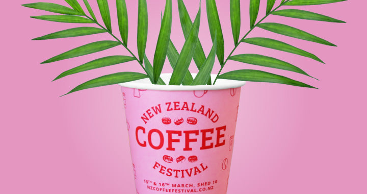 The reason we sponsor the NZ Coffee Festival