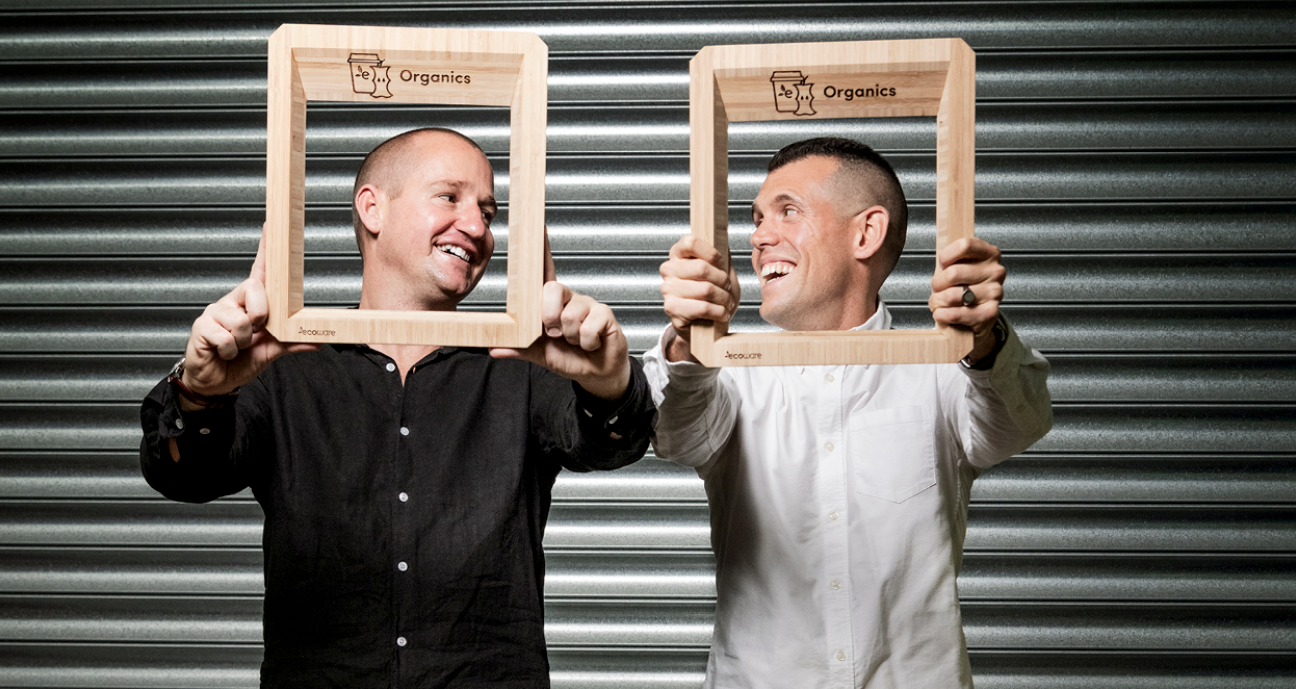The winners of The Sustainability Award, presented by Chivas Regal — thedenizen.co.nz