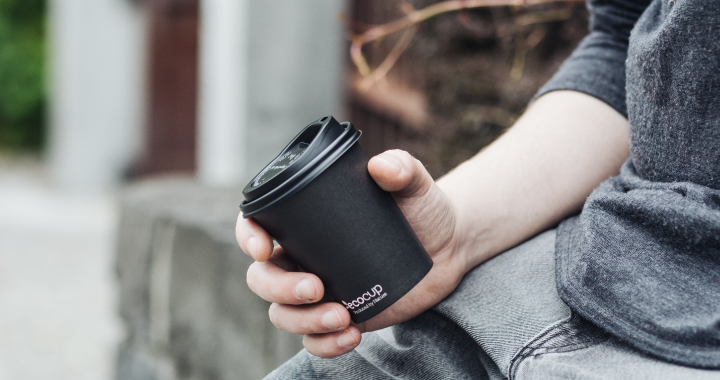 Our journey – improving the sustainability of coffee cup lids