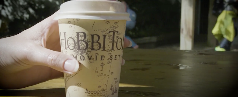 Hobbiton x Ecoware – Preserving Middle Earth