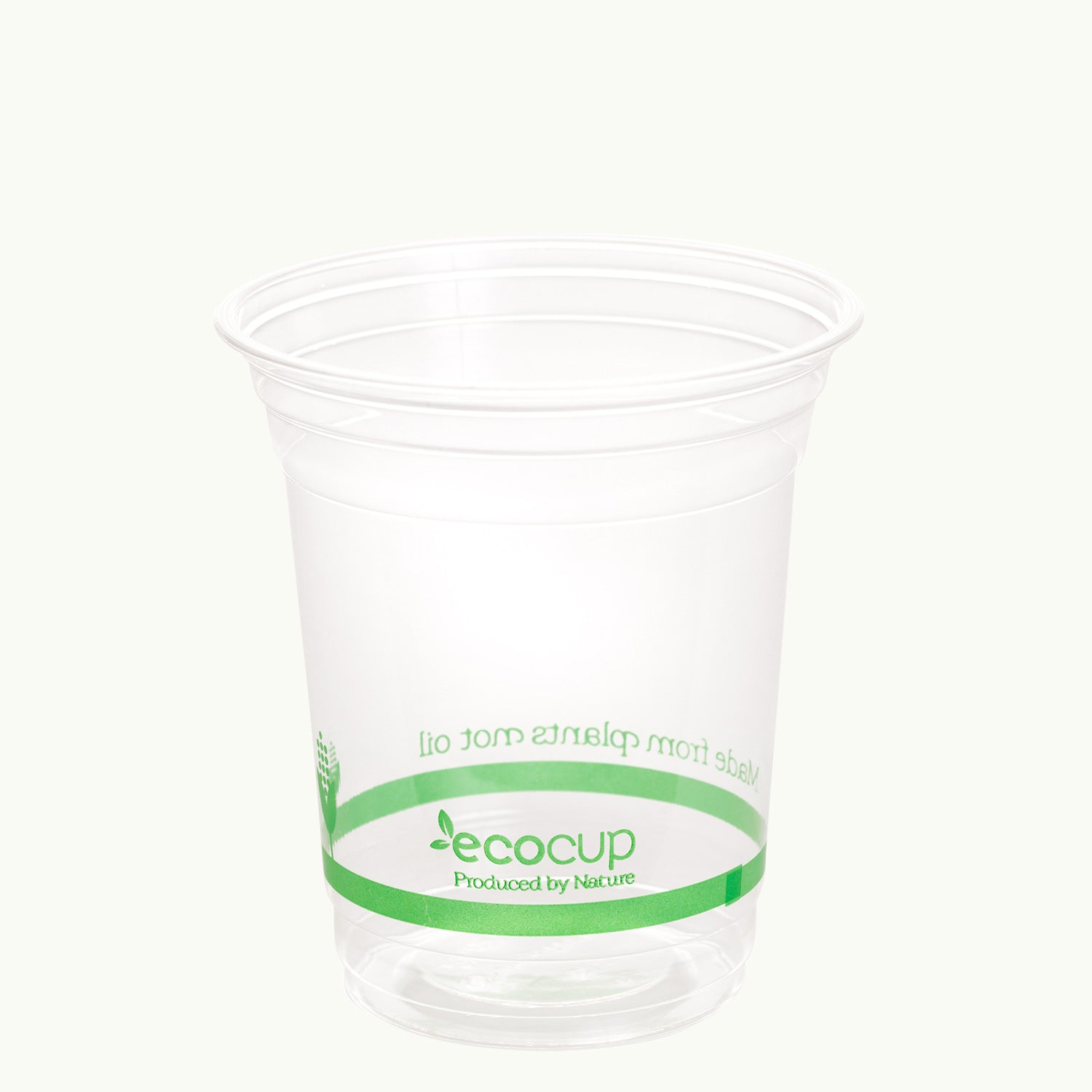 Clear EcoCup - Green
