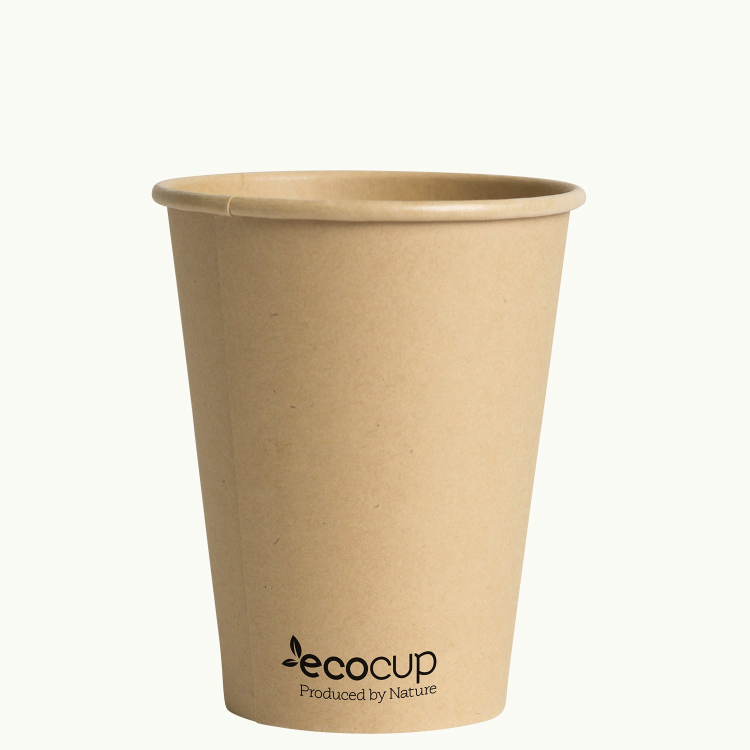 Single Wall EcoCup - KRAFT