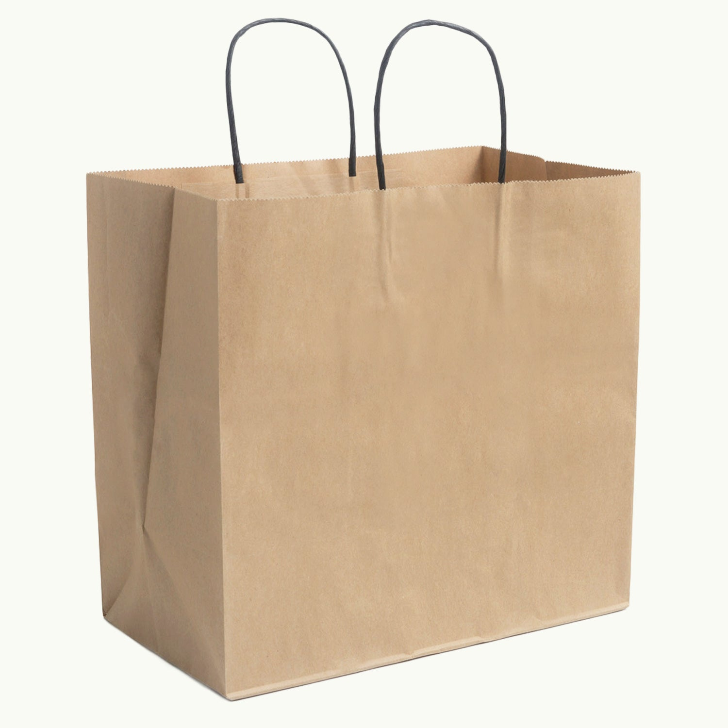 Kraft Handle Bag
