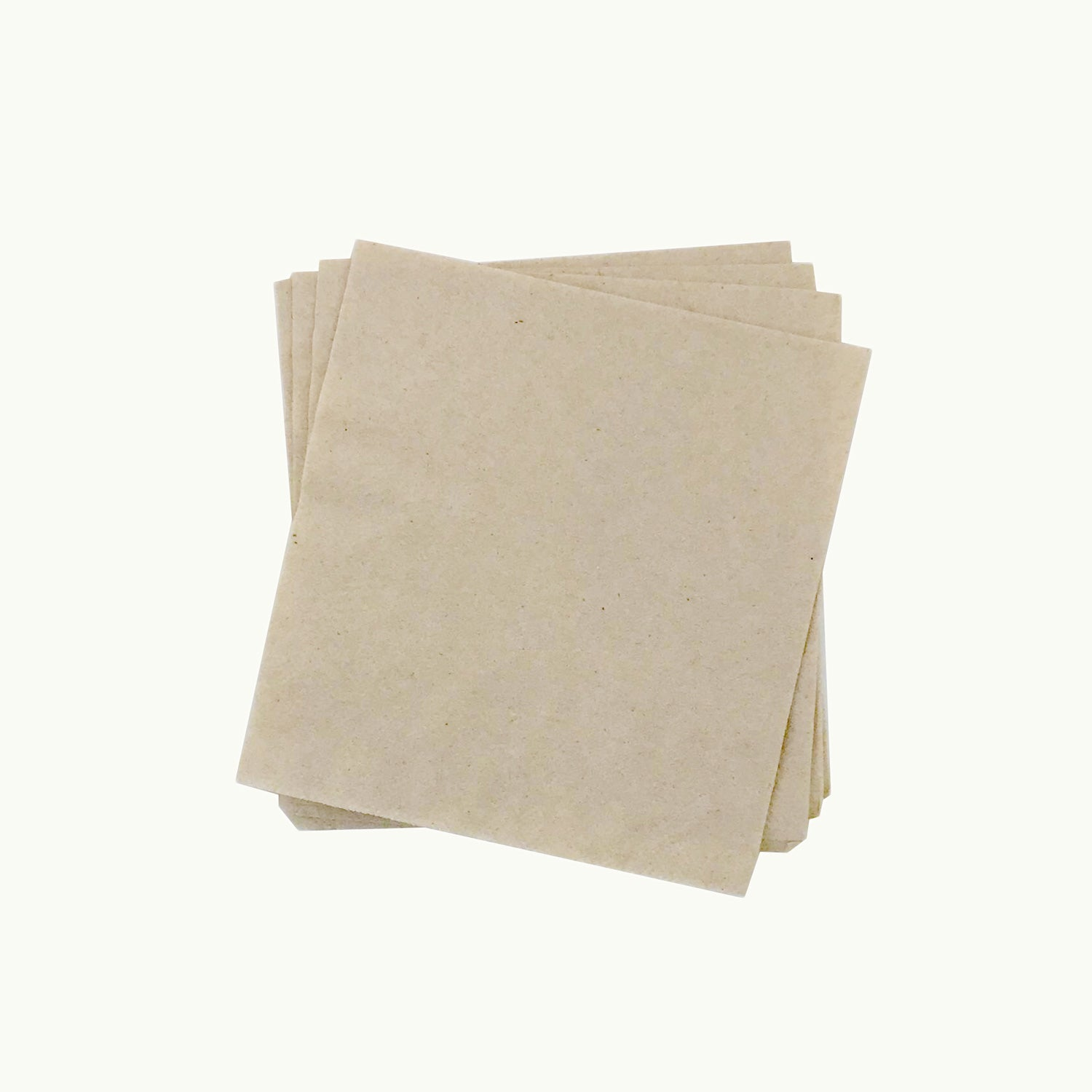 Eco Napkin - 4 Fold Cocktail - FSC RECYCLED