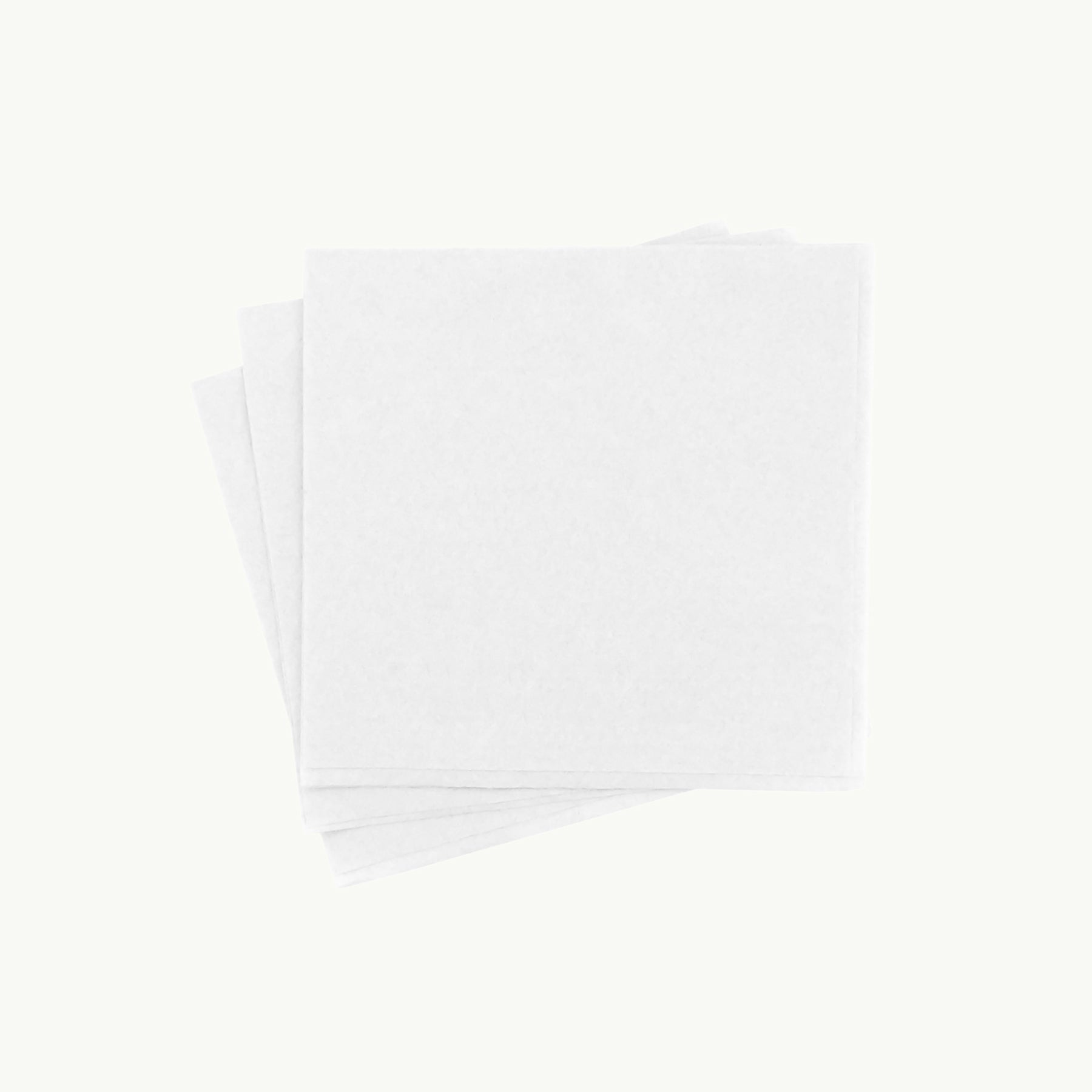 Eco Napkin - 4 Fold Lunch - White - FSC MIX