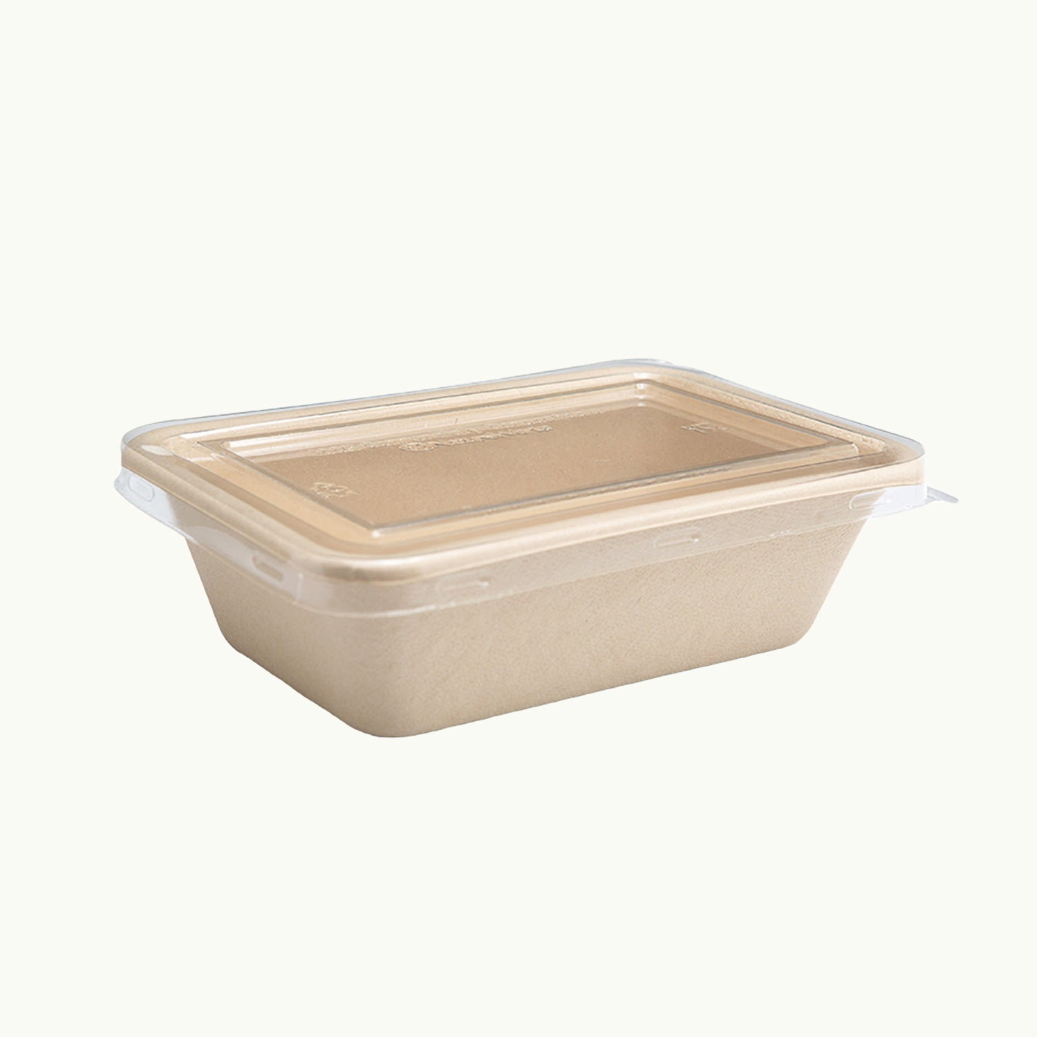 Clear Lid for 700mL Bamboo Food Box