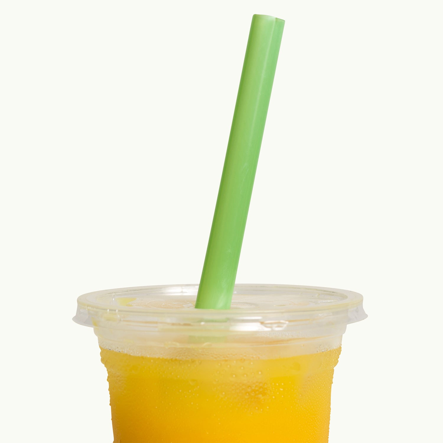 200mm Bioplastic Jumbo Straw
