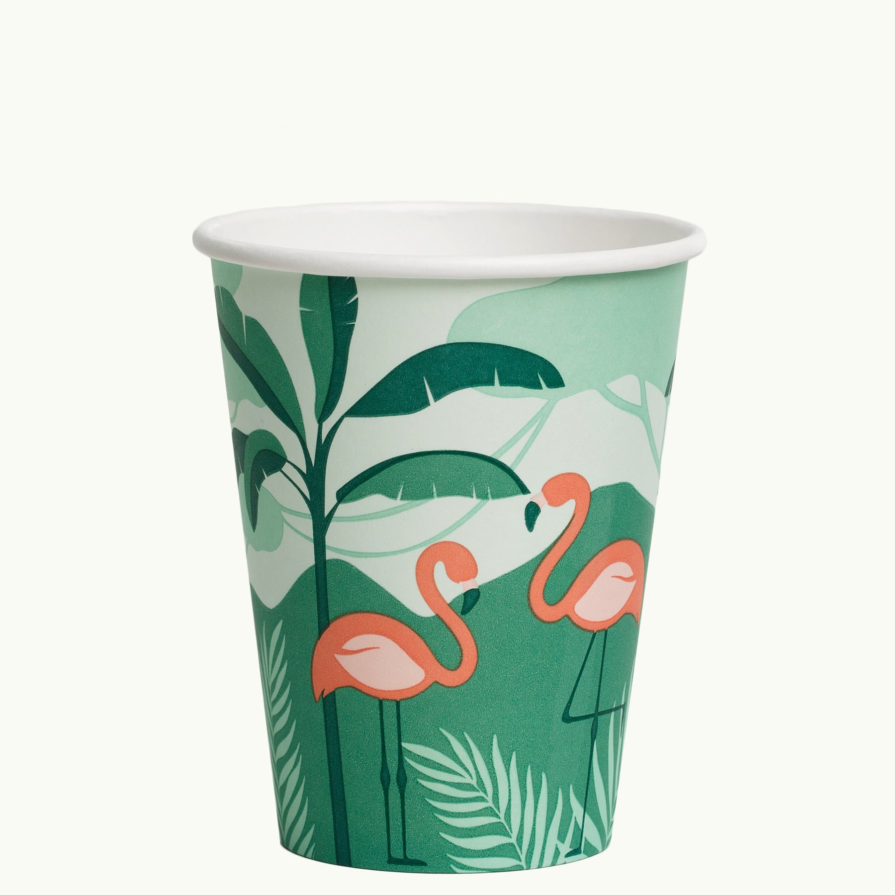 Single Wall EcoCup - Paradise Collection- FSC MIX