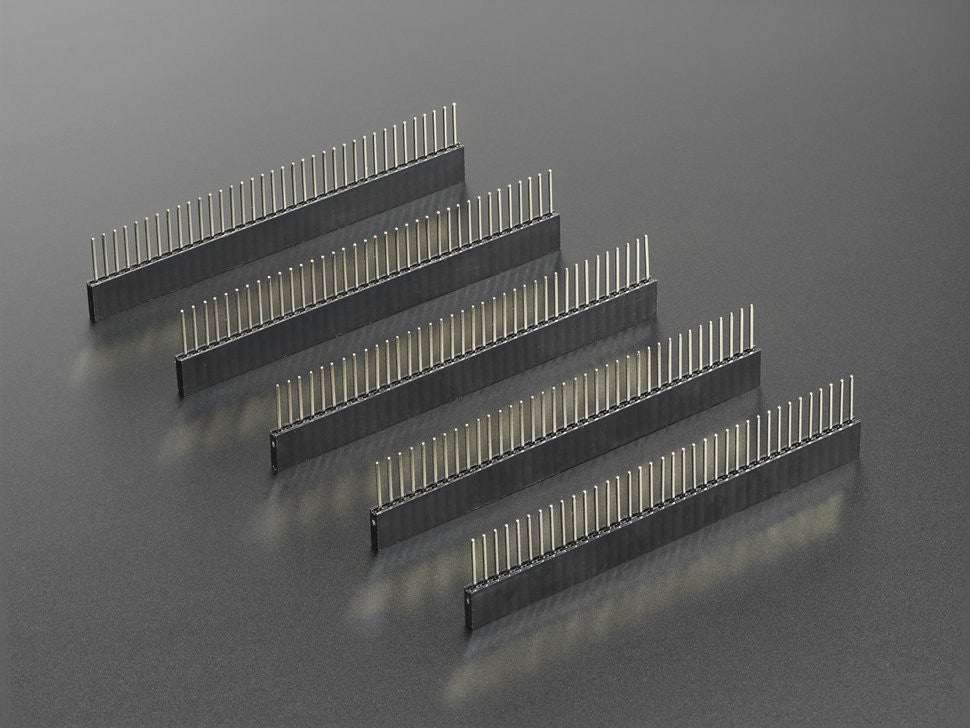 36-pin Stacking header pack of 5
