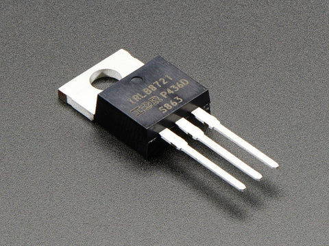 N-channel power MOSFET - 30V / 60A IRLB8721