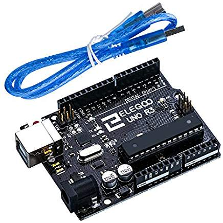 Arduino Uno (Clone) - may require flashing to install software