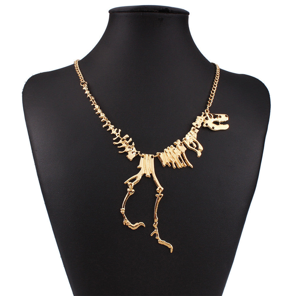 T- Rex Dinosaur Necklace