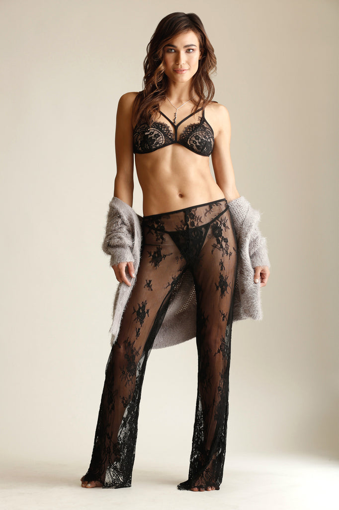 Moonlight Serenade Bralette and Pant Set