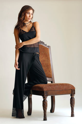 Modal Dreams Side Cinched Lounge Pants