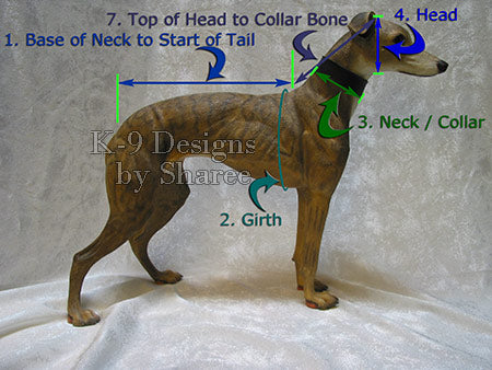 Dog Coat Sizing