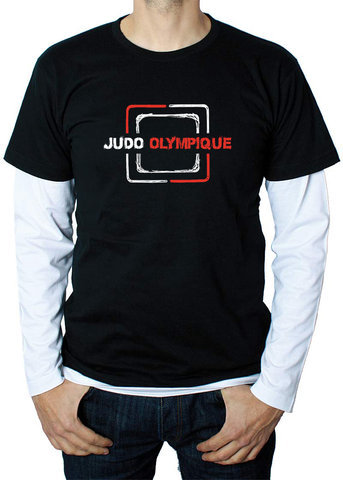 "T-Shirt ""Judo Olympique"""