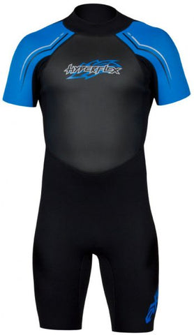 Hyperflex AXS Mens Back Zip Springsuit