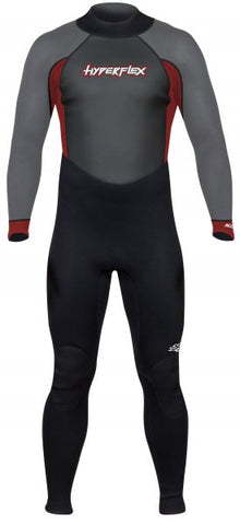 HYperFlex Mens Access Back Zip Fullsuit