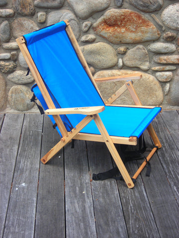 The Back Pack Chair