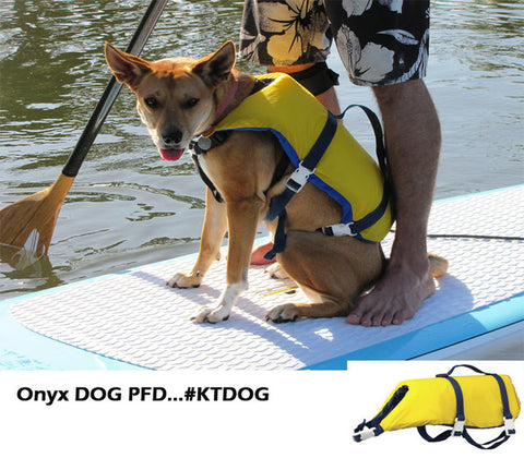 ONYX Dog Personal Flotation Device