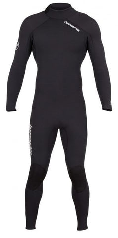 HyperFlex Mens VYRL Back Zip Fullsuit