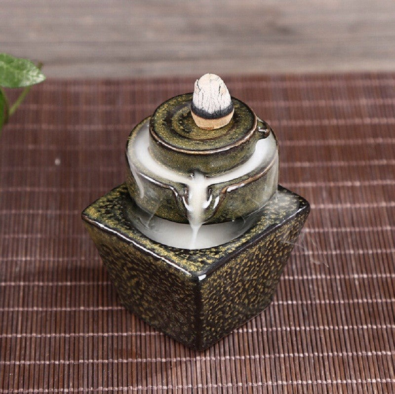 Budda Incense Fountain
