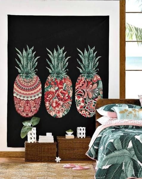 Pineapples Tapestry