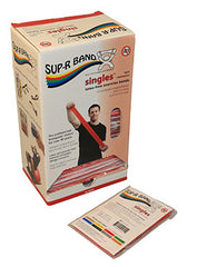 SUP-R Band Singles Dispenser Pack