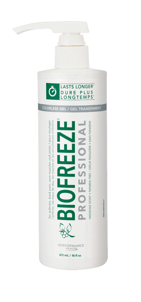 Biofreeze 16oz Pump Bottle
