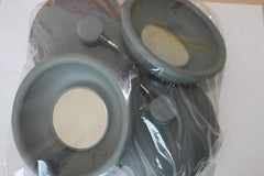 Rubber Cups and Inserts