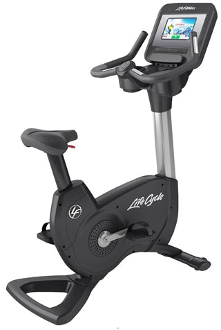 Life Fitness Discover SI Elevation Upright Bike (Full Commercial)