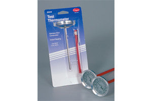 Thermometer for heating unit