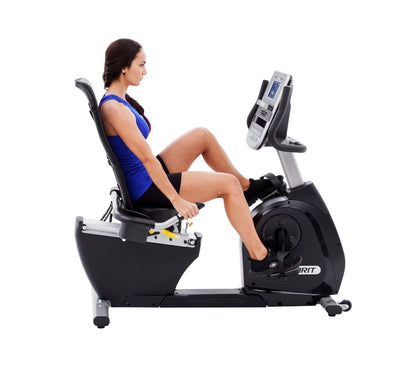 Spirit XBR95 Recumbent Cycle