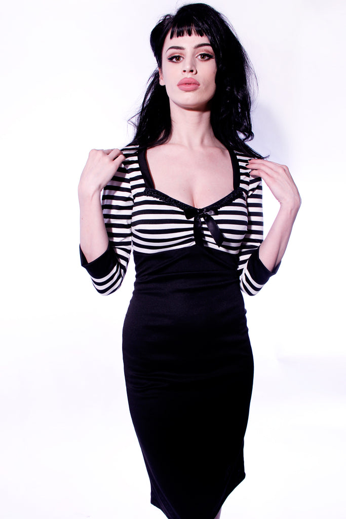 Striped Gigi Dress - shopjessicalouise.com