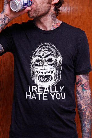 I really hate you Tee - shopjessicalouise.com