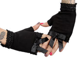 Jessica Louise  Fingerless Gloves - shopjessicalouise.com