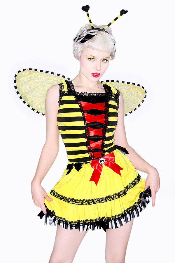 Bee Girl Costume