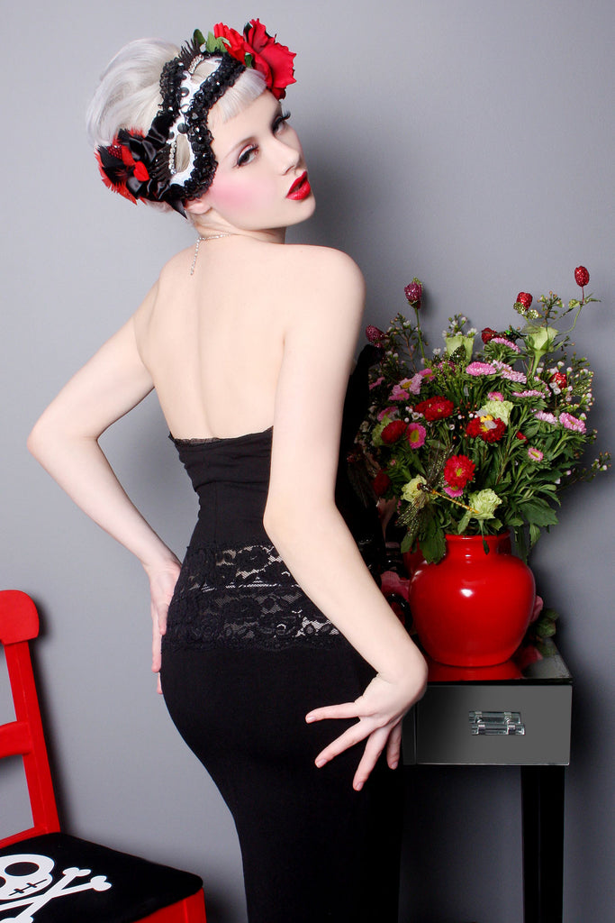 Corset Vixen Dress - shopjessicalouise.com
