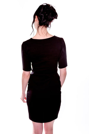 Back to basics Black Dress - shopjessicalouise.com