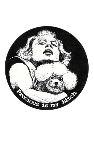 Buffalo Bill Sticker - shopjessicalouise.com