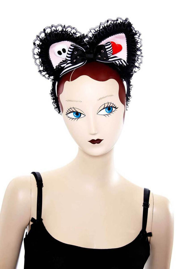 Lula Kitty HandCast Ears - shopjessicalouise.com
