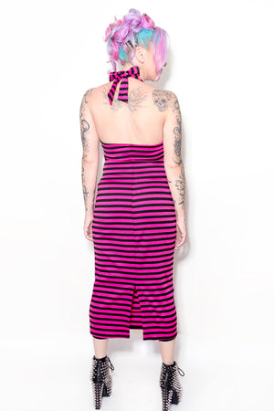 Dollybird Halter Dress - shopjessicalouise.com