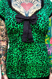 Lulabelle Colored Leopard Top