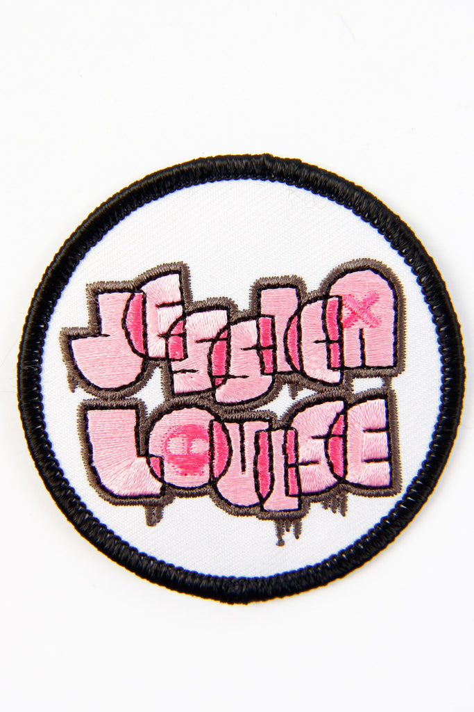 Embroidered Patches - shopjessicalouise.com
