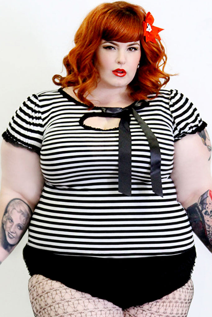 Keyhole Molly Top - shopjessicalouise.com