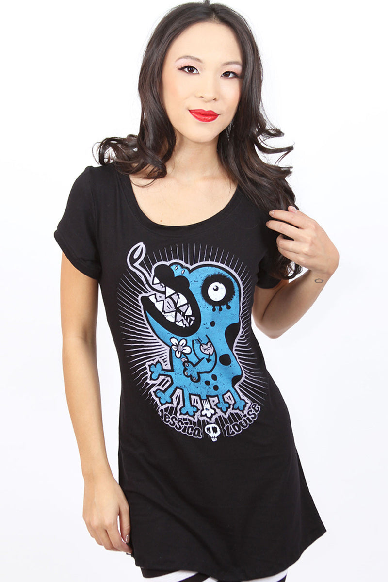Ralphredo Monster Graphic Tee - shopjessicalouise.com